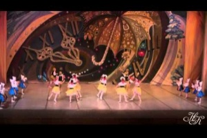 """Фрагменты балета-сказки """"Огниво"""""""