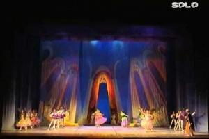 """Фрагмент балета-сказки """"Золушка"""""""