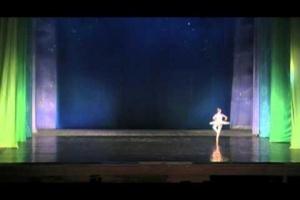 """Фрагмент из балета """"Баядерка"""". Часть 2"""