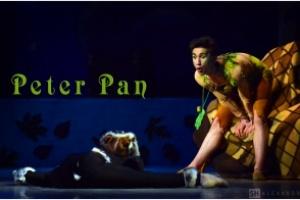 """Премьера балета-сказки """"Питер Пэн"""",  2015г."""