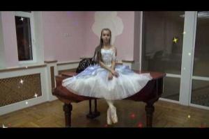 "Фрагмент балета-сказки ""Питер Пэн"""