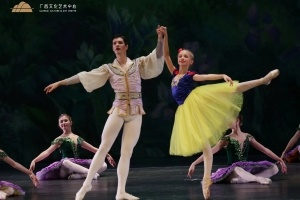 Гастроли Детского Балетного Театра в Китае - 11 поездка